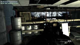 Call Of Duty Modern Warfare 3 - Geforce 210 Gameplay