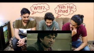 Pakistani Reacts to Nana Patekar gives a lesson about Jihad to Ajmal Kasab | The Attacks Of 26/11