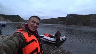 Башкирия Рыбалка на Юмагузинском водохранилище