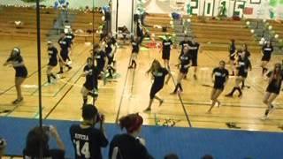 BOTC Senior Skit Class of 2014, Battle of the Classes Carle Place High School