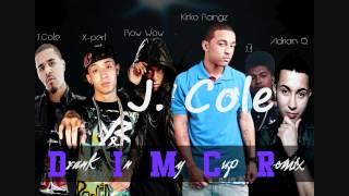 Kirko Bangz-Drank In My Cup [Remix] (Adrian Q., J. Cole, X-Pert, Bow Wow, J3)