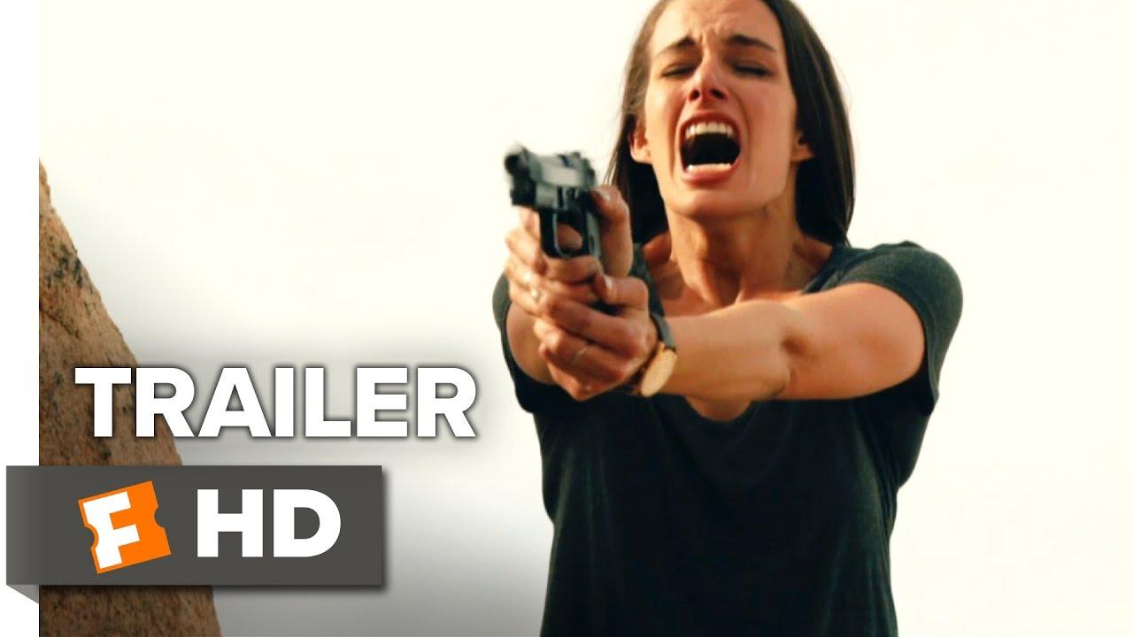 agent official trailer 1 2017 derek ting movie youtube