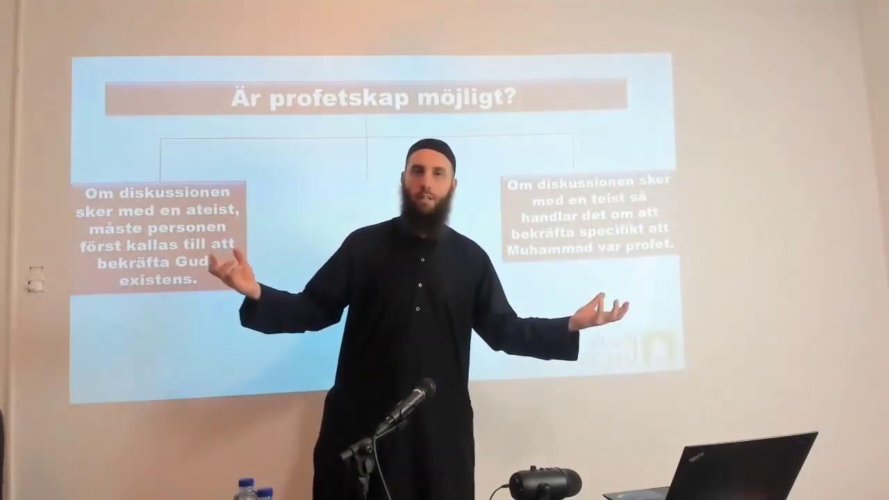 Bevisen för Muhammads (sallallahu alayhi wa sallam) profetskap | del 1 | Shaykh Abdullah as-Sueidi