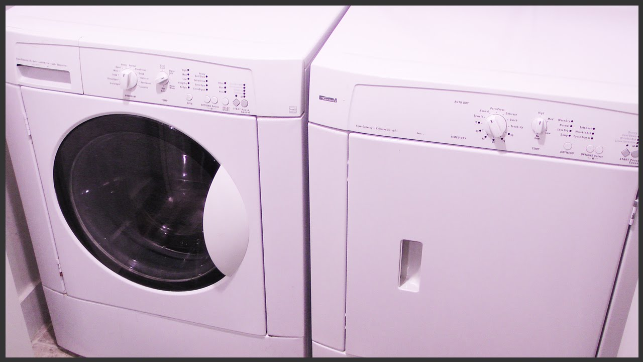 photo How to Move Your Washer and Dryer