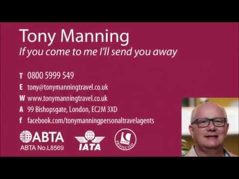 Tony Manning Travel Agent