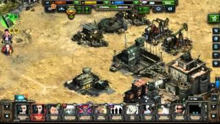 Конфликт  Искусство войны   игра от Plarium gamesParkerRetro
