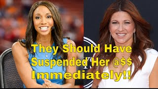 Maria Taylor Called A Diversity Fix By ESPN Rachel Nichols In Leaked Recording | NBA Finals