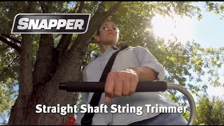 Snapper Straight Shaft String Trimmer