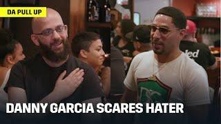 Gambar cover Boxer Danny Garcia Pulls Up On Hater, Scares Him Senseless