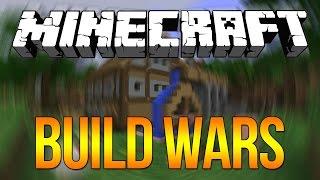 Nejlepší stavitelé všech dob! | Minecraft Build Wars w/ Gejmr