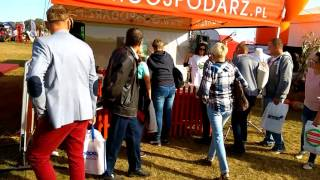 Wypad Agro Serwin na Agro Show Bednary 2016