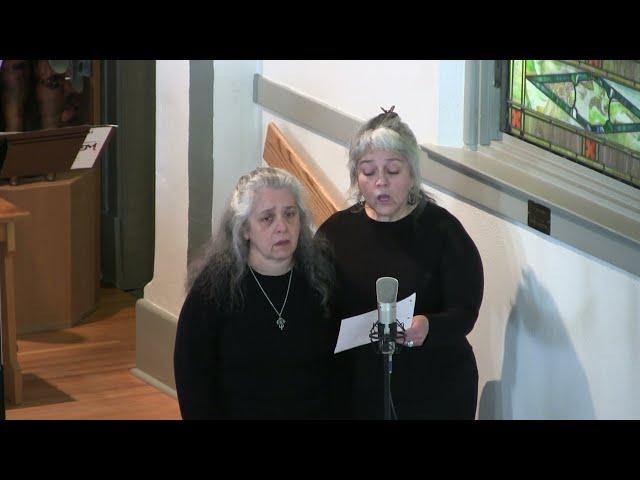 Zion Lutheran, Maundy Thursday, April 1st, 2021