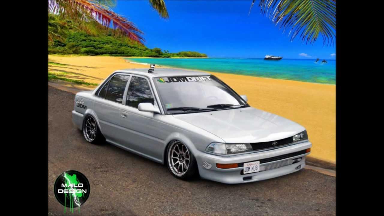 Autos Tuning Toyota Corolla 90
