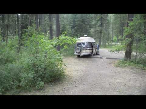 Trout Creek Campground - Riverbend MT