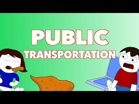 Public Transportation Stories (Animation)