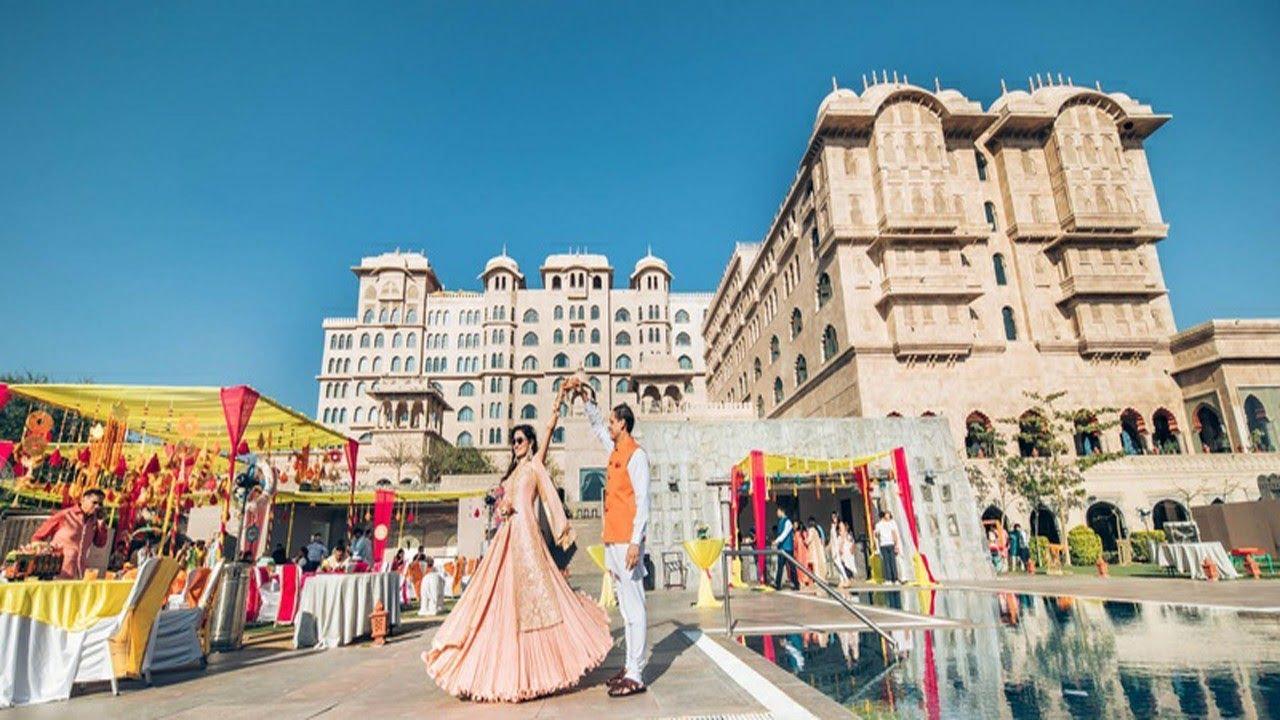 REAL WEDDING GAGAN + SIMRAN AT FAIRMONT JAIPUR | WEDDING PLANNERS IN JAIPUR | SIKH WEDDING | Wedding