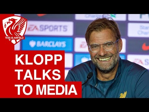Jurgen Klopp Liverpool Press Conference - Discusses Coutinho bid, transfers and more