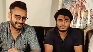 Raj Barman Live Session With Oscar -The Movie | Instagram Live Fun And Singing Mon Tori Preme Haralo
