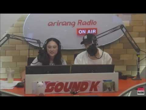 170802 Arirang Radio Sound K - Song Express w/ 24K Cory