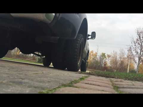 Stock 6.0l powerstroke with IPR egr delete