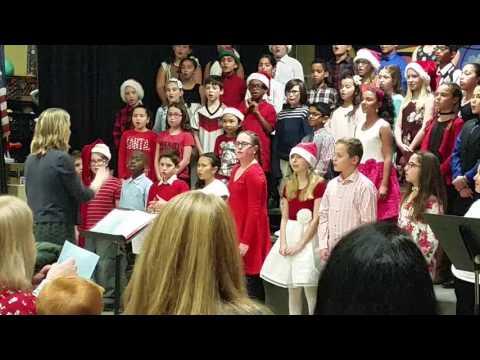 Pennsylvania ave school Christmas concert 2016