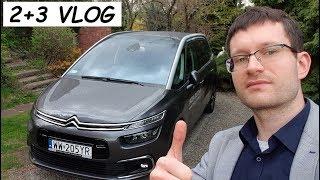 2+3 VLOG -  Citroën Grand C4 SpaceTourer  / TEST PL