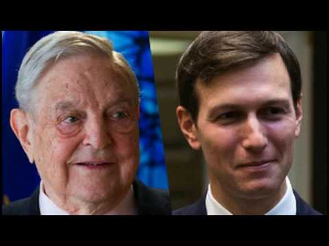 Soros Loves Kush! Jared Has $1 Billion Debt to George and His Pals