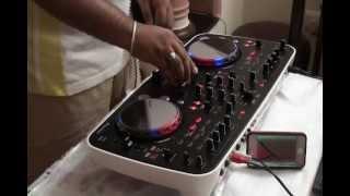 Dj VikramB - Desi urban Punjabi mix on Pioneer DDJ-ERGO