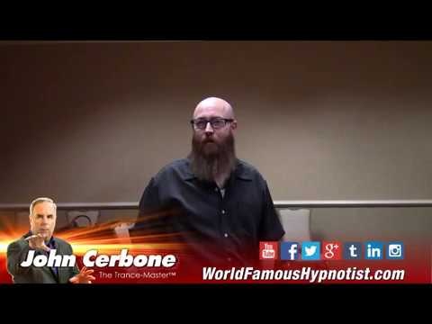 "2017  HT LIVE - Learn John Cerbone's ""Speed Trance Hypnosis"" – Las Vegas - Promo 1"