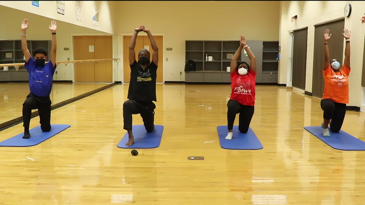 Yoga with Matt