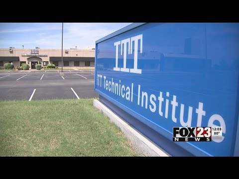 VIDEO: ITT Tech shuts down online classes early, ends student support