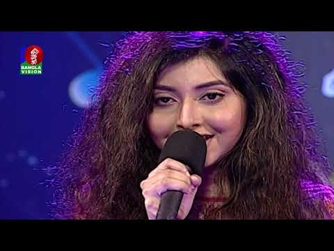PORSHI | Bangla SONG | Music Club | Naheed Biplob | BanglaVision Program | Ep-348