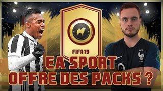 🔴 FIFA 19 l EA SPORT N'OFFRE  PAS DE  PACKS !!! NEIRDA