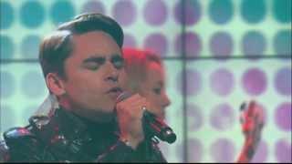 Ryan Molloy performs The Night on ITV's Lorraine