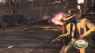 Mafia 2 Gameplay PC HD 720p