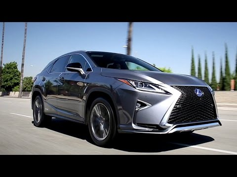 2016 Lexus RX – Review and Road Test