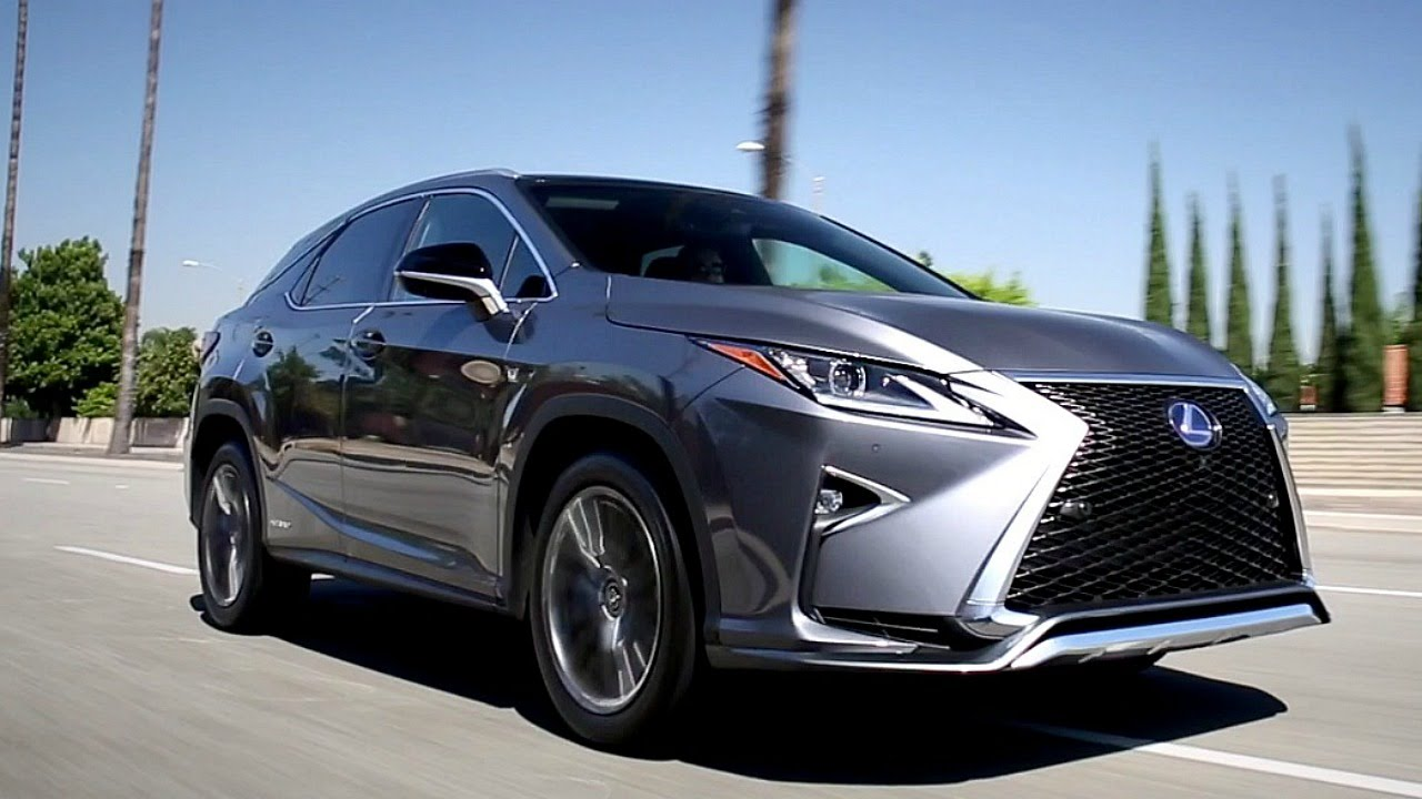 2017 lexus rx review and road test youtube