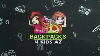 Let's help kids! Virtual Backpack Drive for Backpack 4 Kids AZ