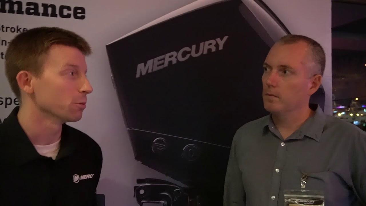 Mercury unveils 3 4L V6 175-225hp four-stroke outboards