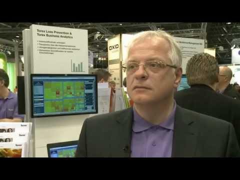 Martin Timmann, Torex, im Gespräch mit EuroCIS TV
