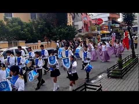 quito school parade