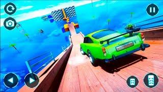 #classic, #car, #mega, #ramp, #stunts, #racing, #technical, #gameplay, #game, #video, #2