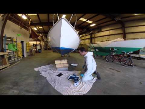 TotalBoat Shop: Testing Bottom Paint