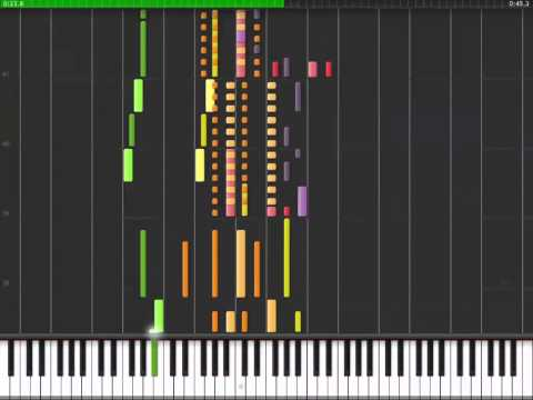 The Nanny Theme (Synthesia)