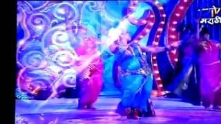 Bharala  abhal lavani perform by
