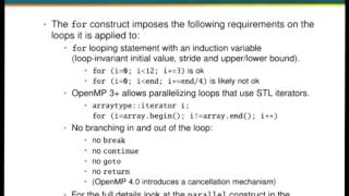 [FOSDEM 2014] Using OpenMP to Simply Parallelize CPU-Intensive C Code
