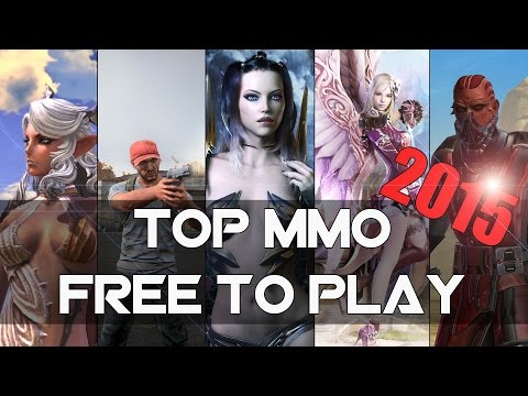 Top des MMORPG Free to play 2015  MMO Gratuit