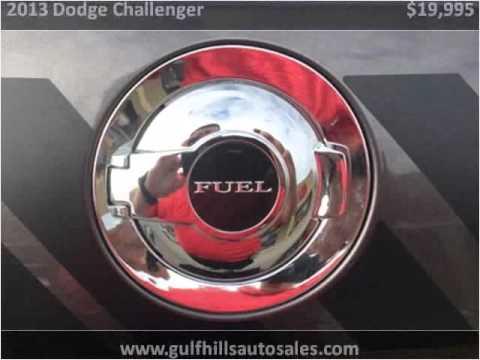 2013 Dodge Challenger Used Cars Ocean Springs MS