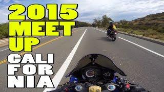 MEET-UP AUGUST 2015 - San Bernardino to Palm Springs
