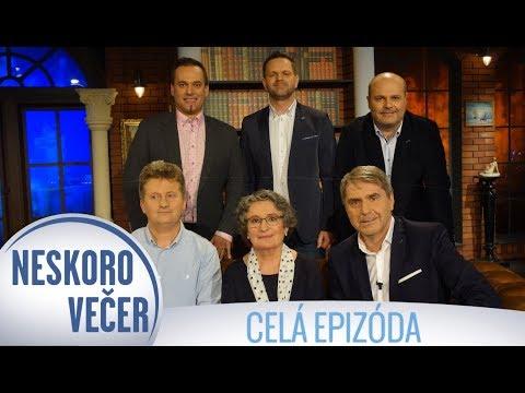 La Gioia, Eva Matejková a Jozef Voľanský v Neskoro Večer - CELÁ EPIZÓDA